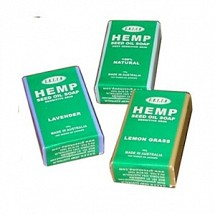 Green Hemp Soap