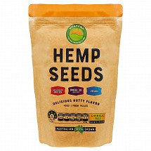 Australian Grown Hemp Seeds